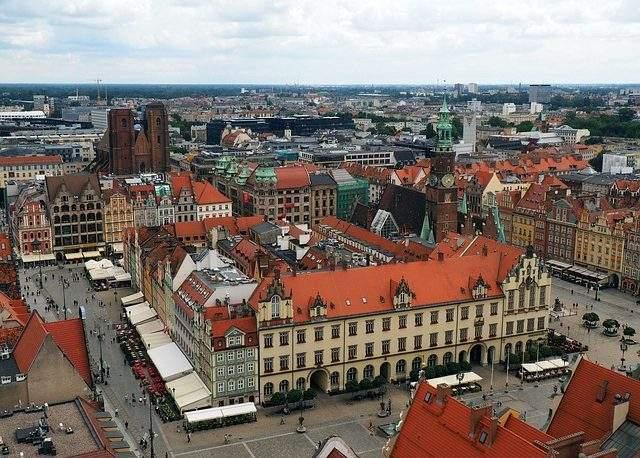 Rynek pracy w województwie dolnośląskim